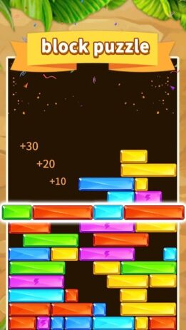 Скриншот Gem blast