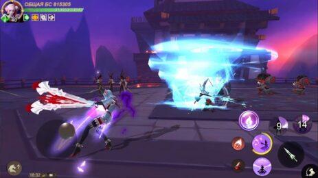 Скриншот Eternal Sword M 3