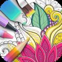 Garden Coloring Book - icon
