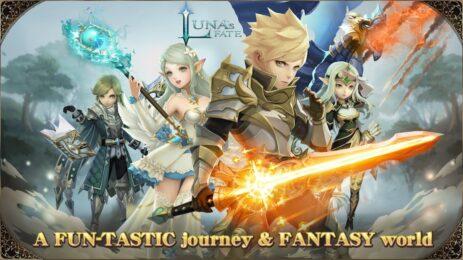 Скриншот Luna's Fate