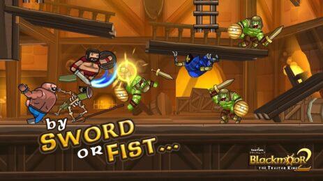 Скриншот Blackmoor 2: Fantasy Action Platformer