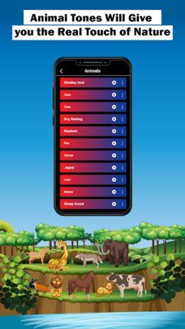 Скриншот Free Ringtones: Android Music Ring Tones Download™ 0