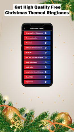 Скриншот Free Ringtones: Android Music Ring Tones Download™ 4