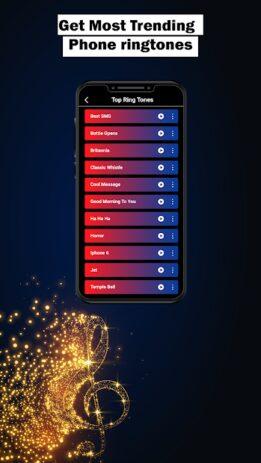Скриншот Free Ringtones: Android Music Ring Tones Download™ 5