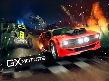 Скриншот GX Motors 1