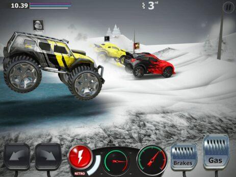 Скриншот GX Motors 5