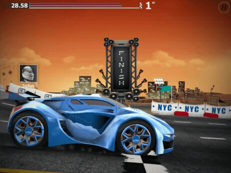 Скриншот GX Motors 6