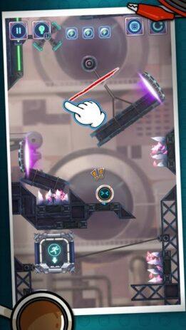 Скриншот ECO : Падающий мяч 1