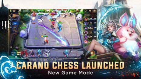 Скриншот Garena AOV: Carano Chess Begun