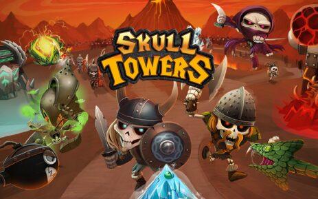 Скриншот Skull Towers 0