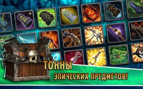 Скриншот Skull Towers 3