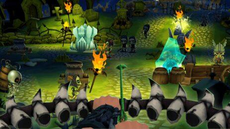 Скриншот Skull Towers 6