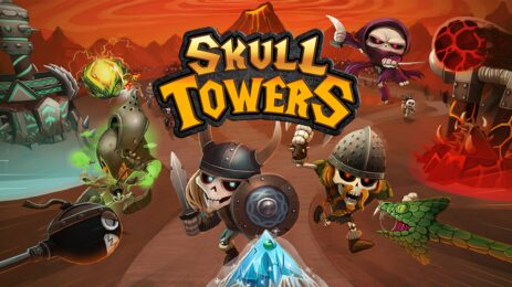 Скриншот Skull Towers 7