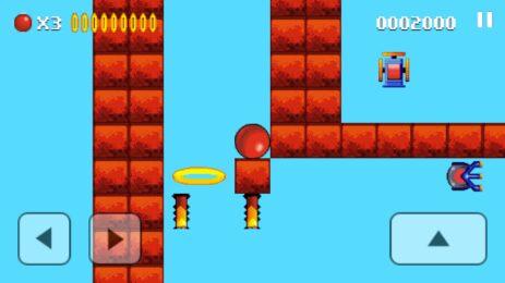 Скриншот Bounce Classic 6