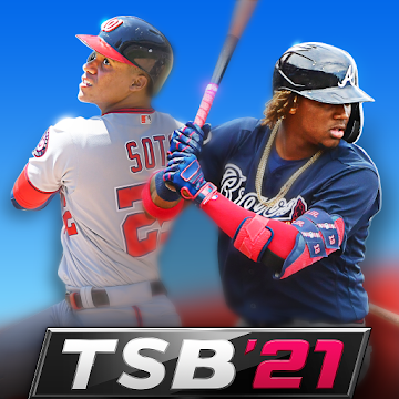 Cover art of «MLB Tap Sports Baseball 2021» - icon