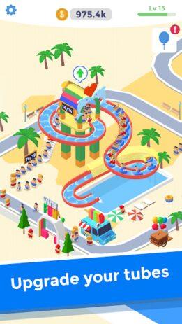 Скриншот Idle Aqua Park