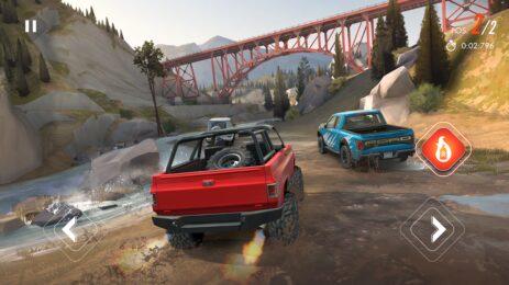 Скриншот Rebel Racing 1