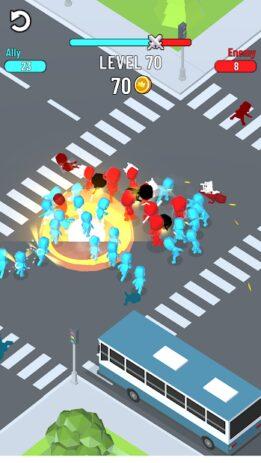 Скриншот Cross Fight