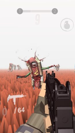 Скриншот Zombie Royale