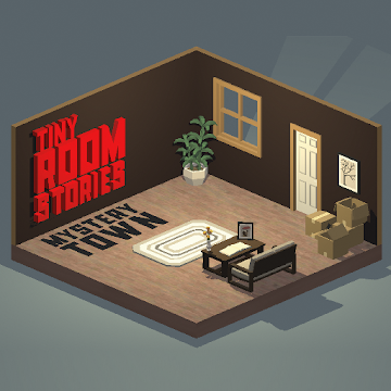 Cover art of «Tiny Room Stories: Town Mystery» - icon
