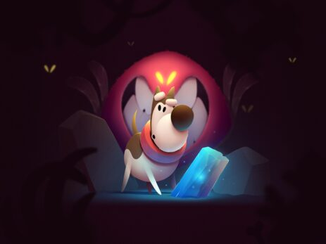 Скриншот My Diggy Dog 2