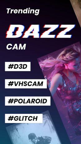 Скриншот VHS Cam :3d Glitch Photo & Video Effects Camcorder 1