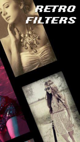 Скриншот VHS Cam :3d Glitch Photo & Video Effects Camcorder 3