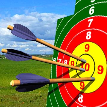 Cover art of «Стрельба из арбалета в тире. Стрельба на меткость.» - icon