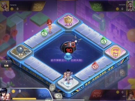 Скриншот LINE Travel Tycoon