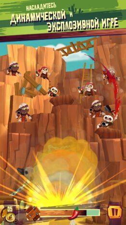 Скриншот Шеметные гонки : БАНДИТОС 3