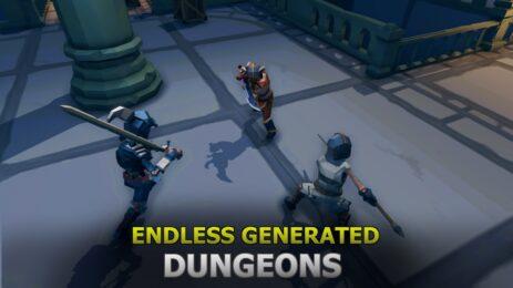 Скриншот Restless Dungeon