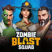 Cover art of «Zombie Blast Squad: Match 3 пазлы» - icon