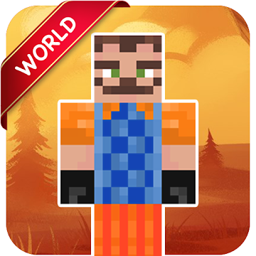 Cover art of «Horror Hi Neighbor Maps Craft For MCPE» - icon