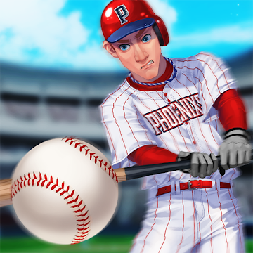 Cover art of «Baseball Clash: Real» - icon