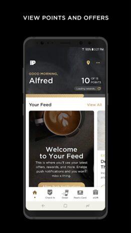 Скриншот Peet's Coffee 0