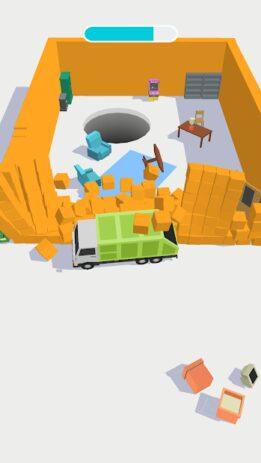 Скриншот Feed The Hole