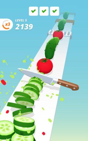 Скриншот Perfect Slices