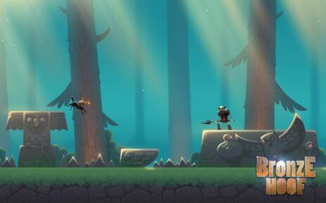 Скриншот Bronze Hoof: хардкорная аркада 3