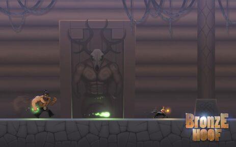 Скриншот Bronze Hoof: хардкорная аркада 4