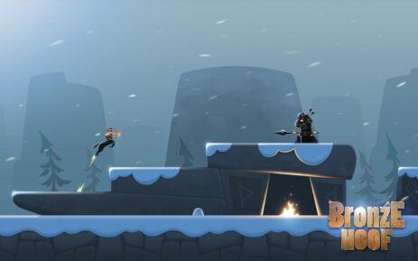 Скриншот Bronze Hoof: хардкорная аркада 5