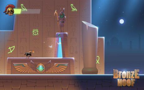 Скриншот Bronze Hoof: хардкорная аркада 6