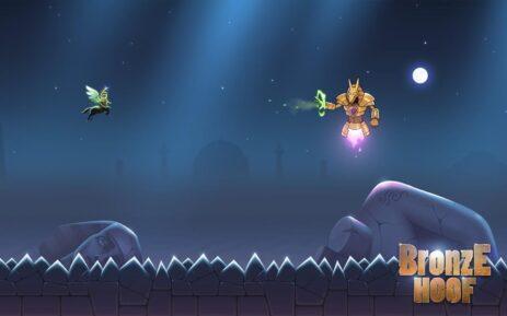 Скриншот Bronze Hoof: хардкорная аркада 7
