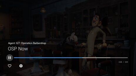 Скриншот ZalTV Player 5