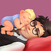 Cover art of «Family Hotel: Romantic story decoration match 3» - icon