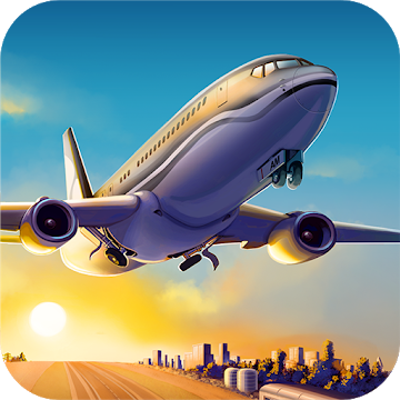 Cover art of «Airlines Manager Tycoon 2020» - icon