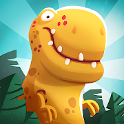Cover art of «Dino Bash» - icon