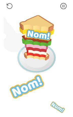 Скриншот Sandwich!