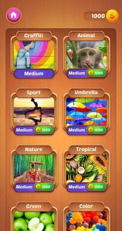 Скриншот Pieces