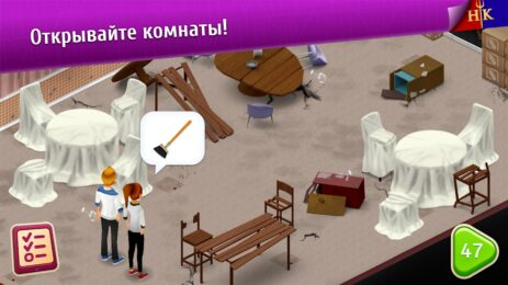 Скриншот Hell's Kitchen: Match & Design