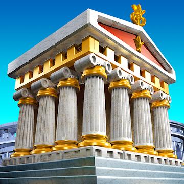 Cover art of «Rise of the Roman Empire: Строить город и империю» - icon